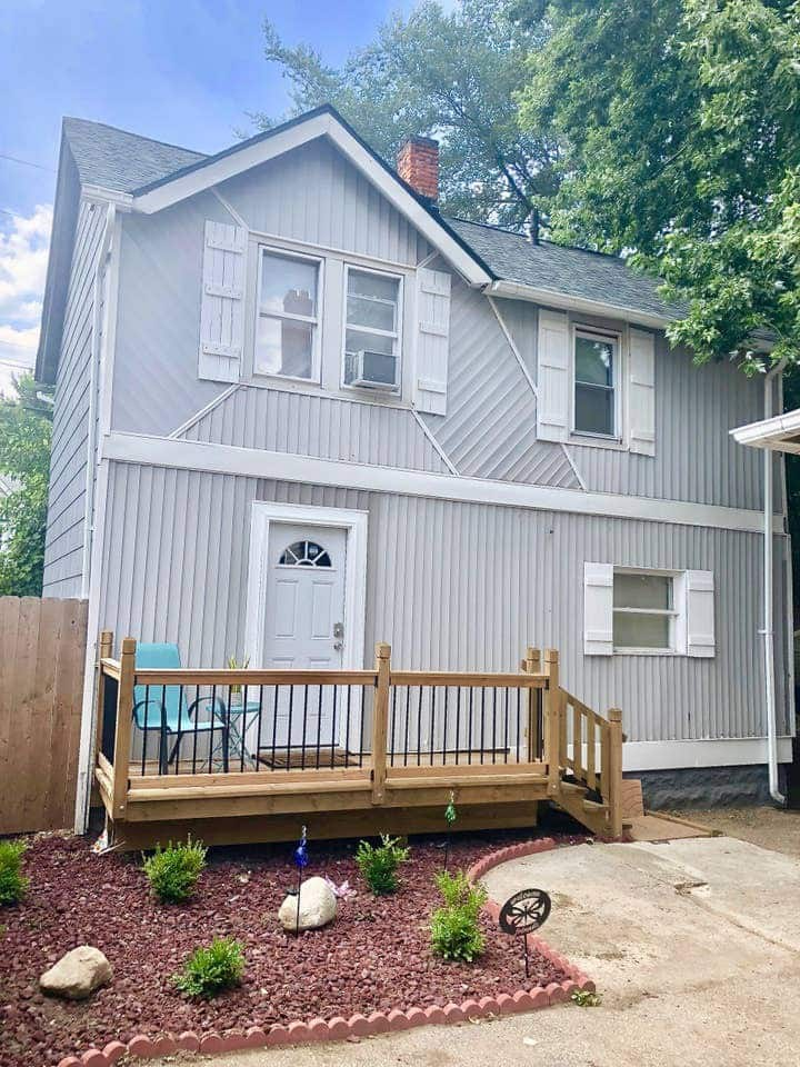 West 45th 3 Remodeled Ohio City Home