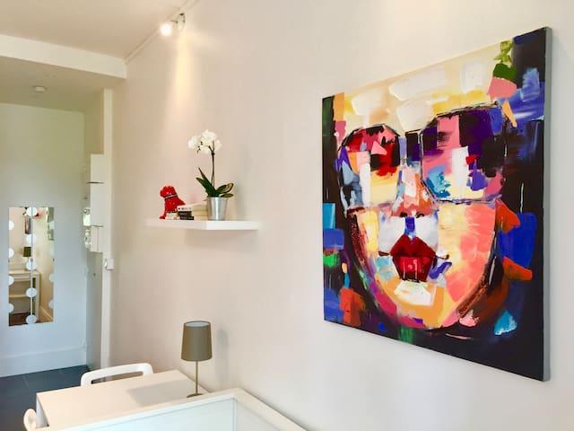 Studio entre Perrache et La Confluence