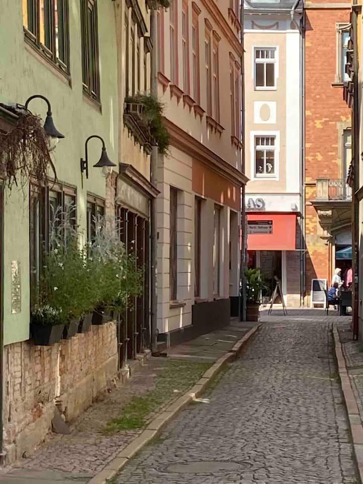 Gästezimmer im Herzen Rudolstadts