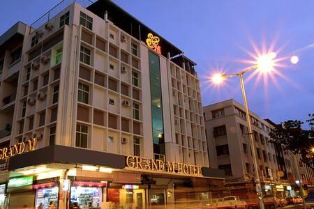 GRAND M HOTEL - Kota Kinabalu