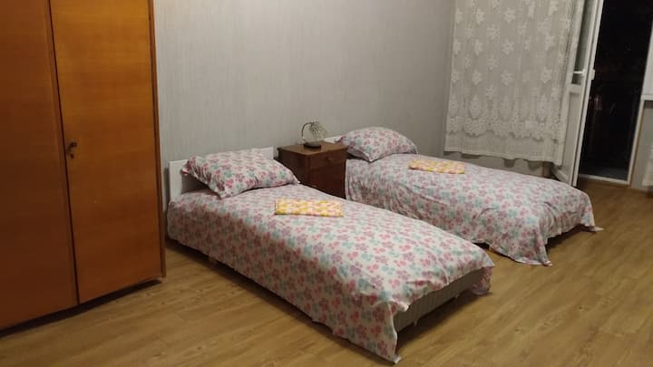 SiHostel - Room #2.