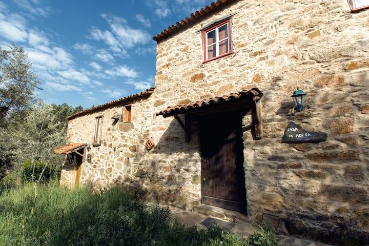 Os Resineiros - Casas Tanque/Adega - Pure nature