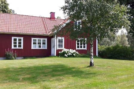 Cozy house near Gekås Ullared