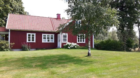 Cozy house near Gekås Ullared