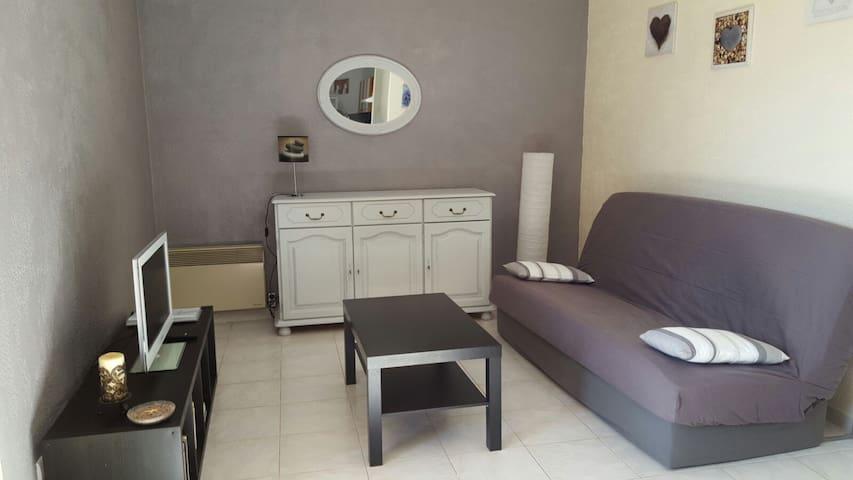 Appartement T2 - Gréoux-les-Bains