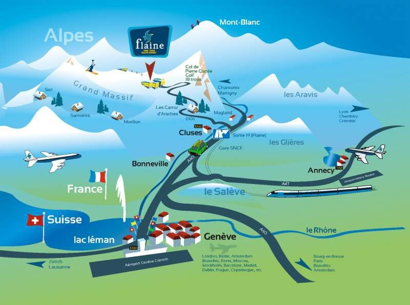 Flaine 2018 with Photos Top 20 Places to Stay in Flaine
