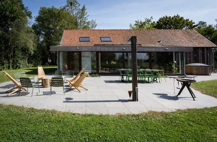 Vakantiewoning WildeWeg - Bij Gent en Meetjesland