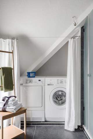Χώρος πλυσίματος ρούχων