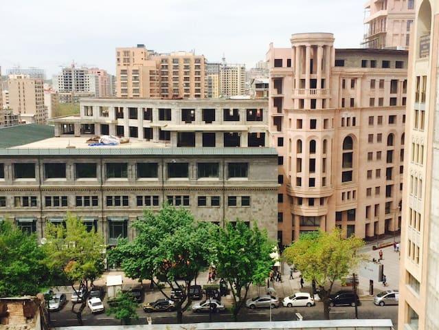 Apartment in Yerevan city center! - Erevan - Pis