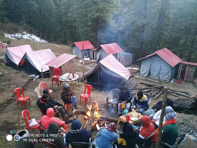 """Vanvaas camps""Narkanda (Alpine Camp-2)"