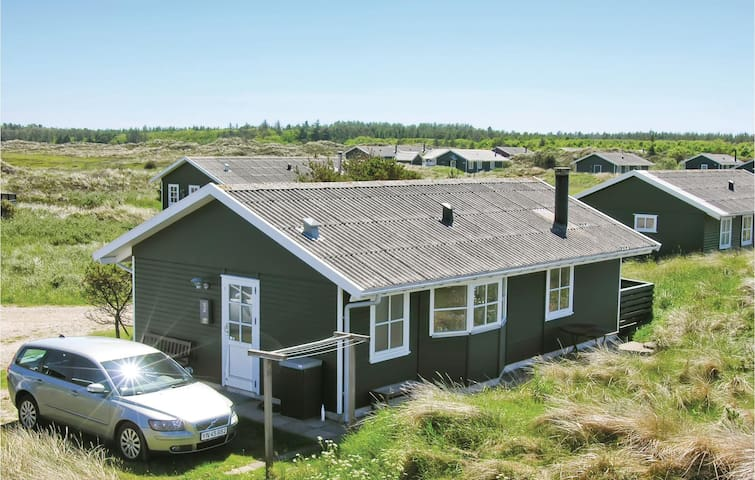 Holiday cottage with 3 bedrooms on 60m² in Frøstrup