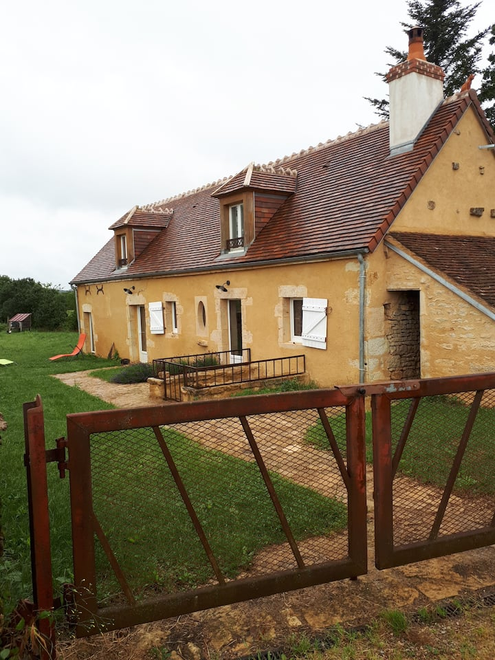 Location gîte Nièvre