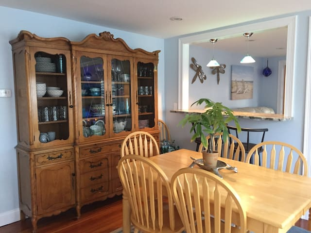 Gorgeous 4 bedroom beach house. Perfect location! - Salisbury - Huis