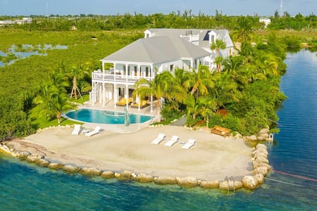 **VILLA OF THE SETTING SUN @ THE BAY** Waterfront Home & Pool + LAST KEY SERVICES...