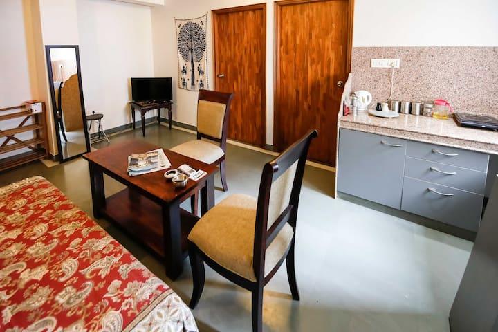 2nd Floor Silver Moon Haveli Apartment