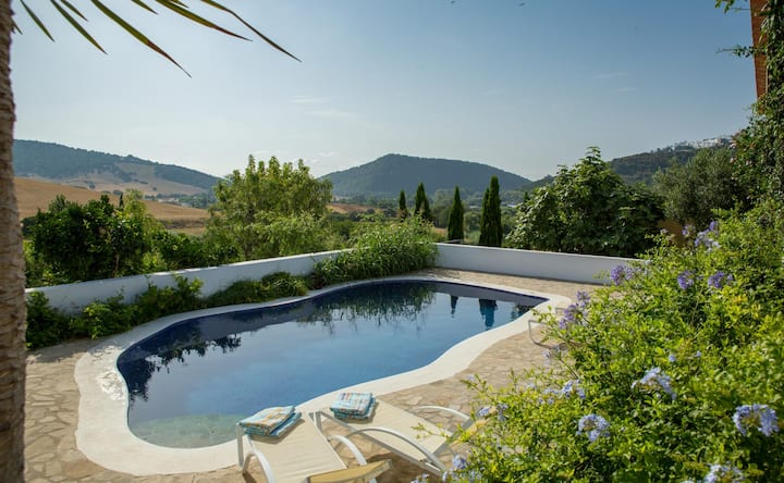 Vista Vejer, 6 people, private pool