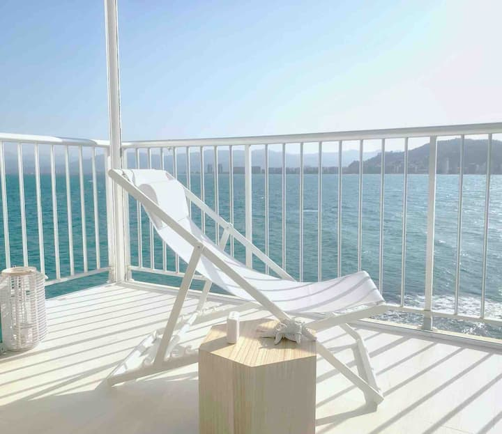 Sunset Cullera stylish apt new 1ª linea Vistas-Mar