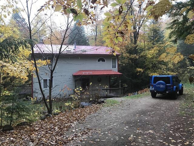The Ski House - Madison - Casa