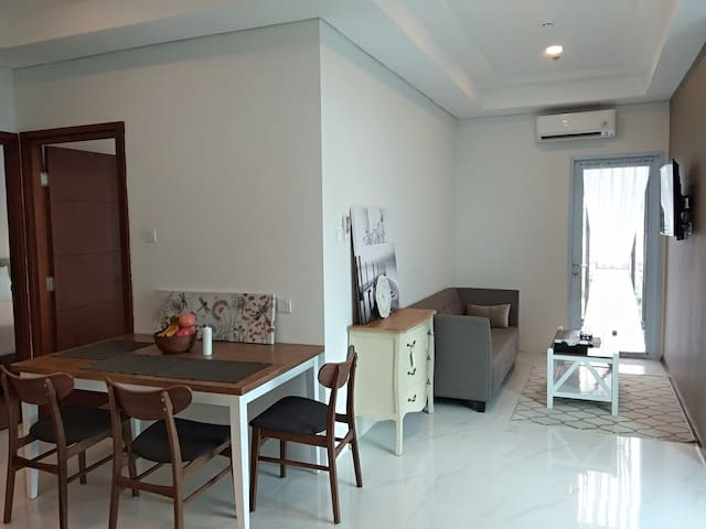 Panbil Apartment | 2BR Executive | 72m2 |All-in