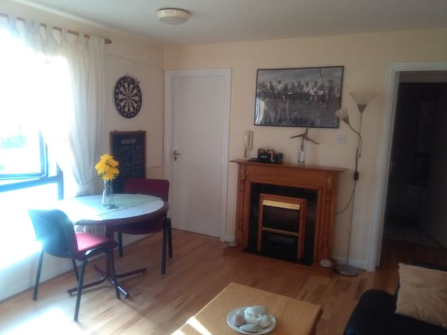 Double Bed Apartment in the Heart of Sligo - Sligo - Apartemen