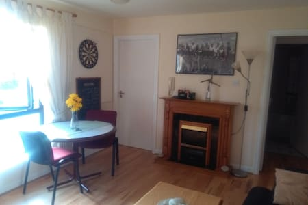 Double Bed Apartment in the Heart of Sligo - Sligo - Apartment