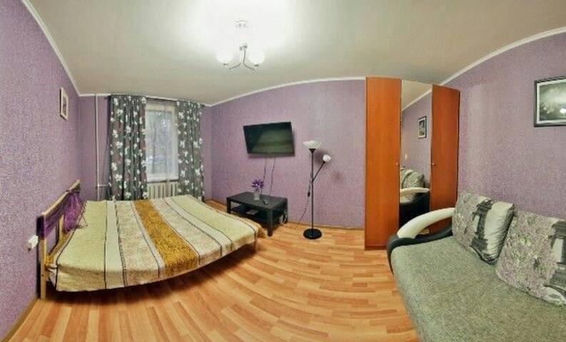"Apartment ""Pink"" - Krasnoyarsk - Appartement"