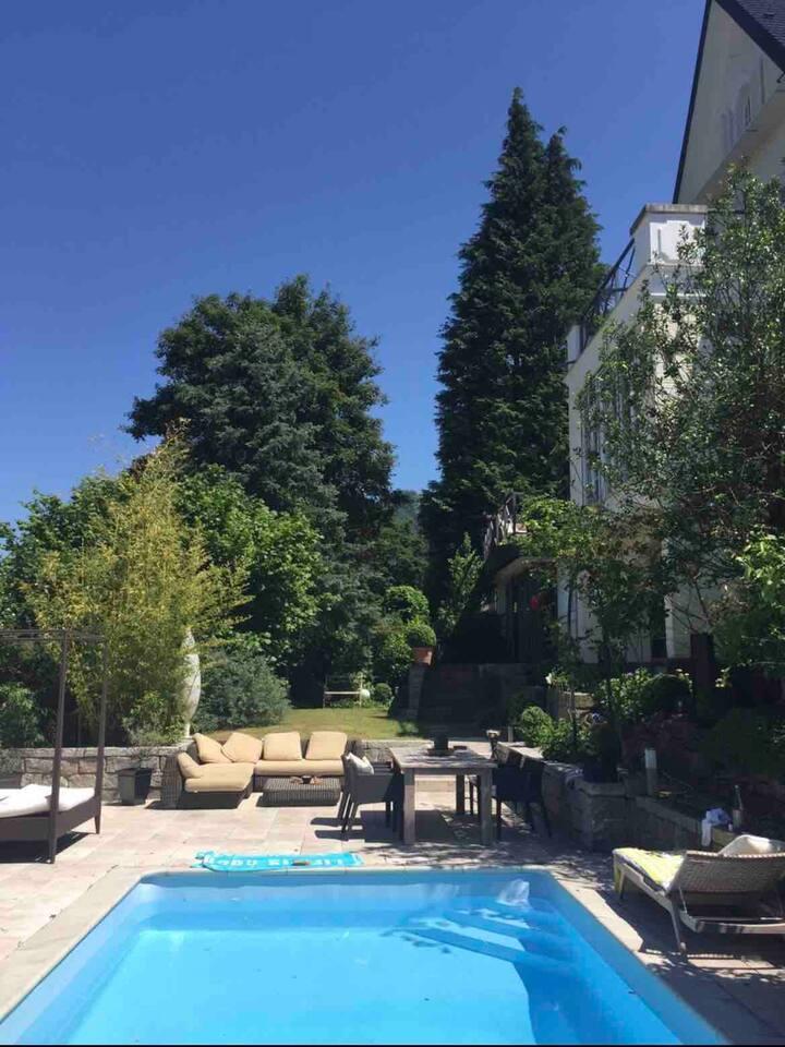 Villa mit Pool in bester Lage Baden-Baden