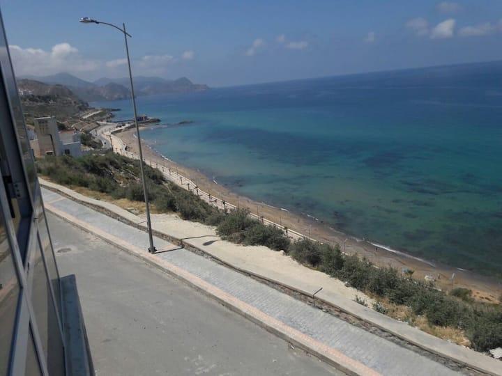 appartement avec vue superbe sur la mediterranee