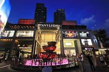 Where to shop - Pavilion KL