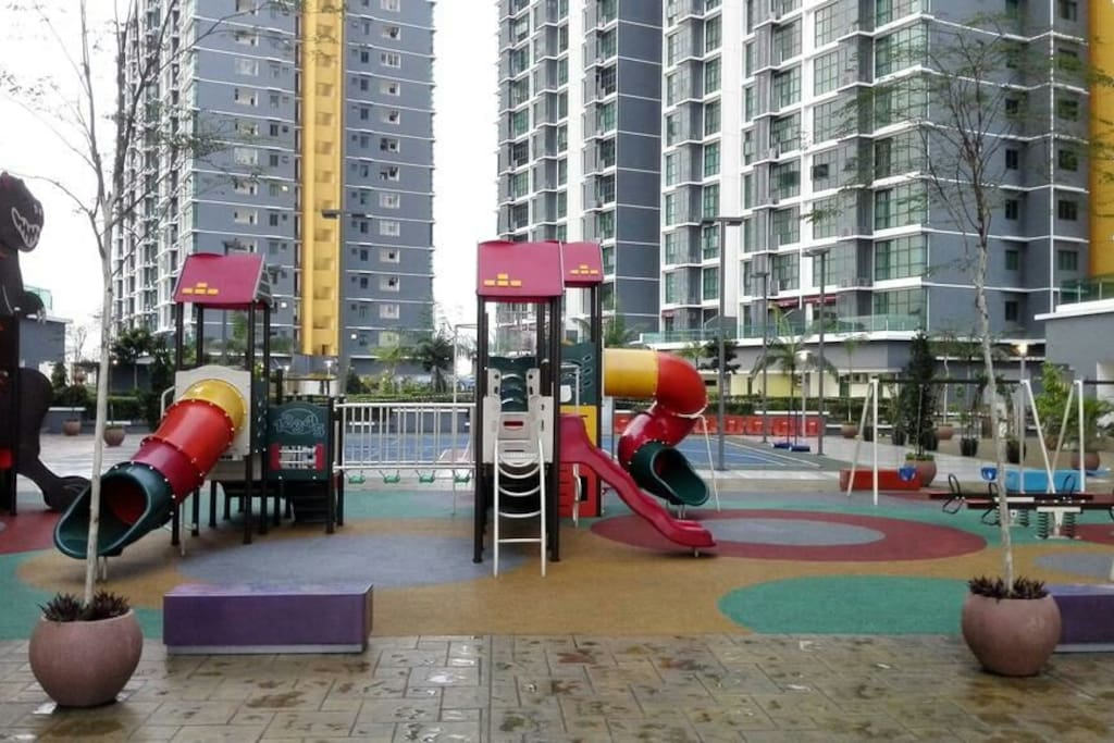 playground facilities for children