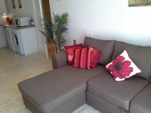 Poppy apartment. Ground floor. - Longeville-sur-Mer - Apartamento