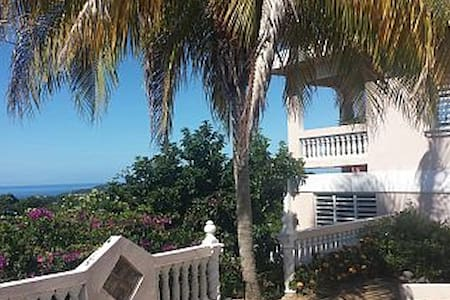 Mountaintop Villa with Spectacular Views - Rincón