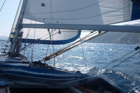 Vacation on a sailboat in Halkidiki - Neos Marmaras - Πλοίο