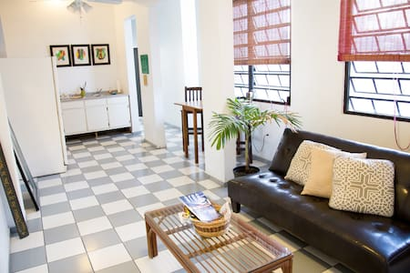 BEST Location! Spacious Apartment - San Juan