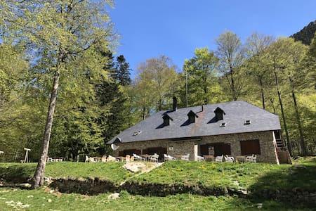 Casa Cabaña En Viella lugar espectacular
