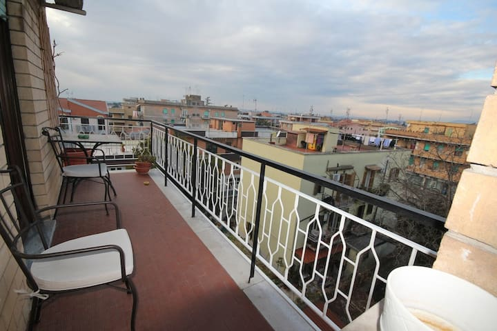 Charming apartment in Villa Adriana - Tivoli - Huoneisto