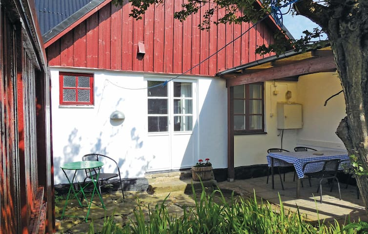 Semi-Detached with 1 bedroom on 34 m² in Skillinge