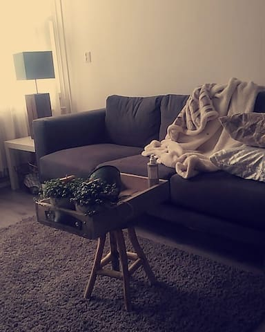 Appartement nabij zenrike complex - Groningen - Byt