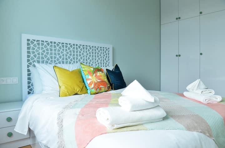 Spacious Modern 1 Bedroom Flat in Central Yerevan
