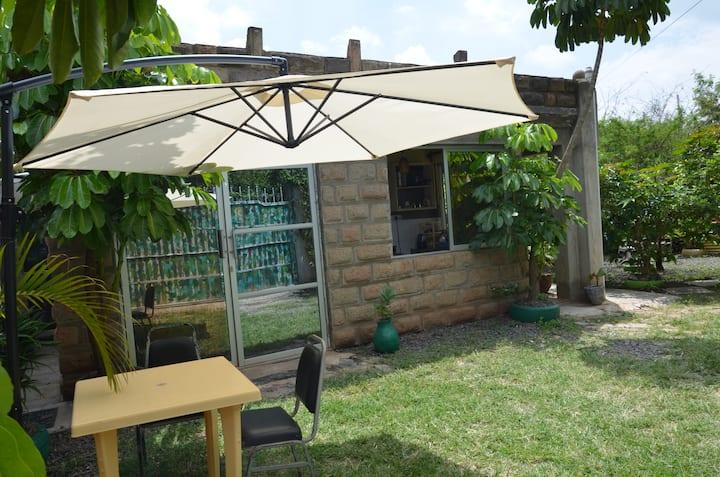 Masai village serviced accommodation