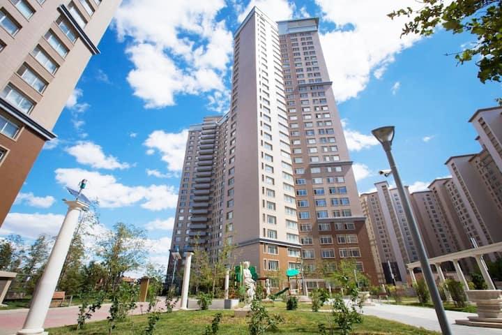 Апартаменты Хайвил Астана