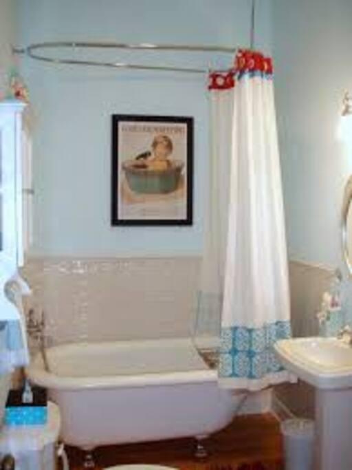 Two full baths