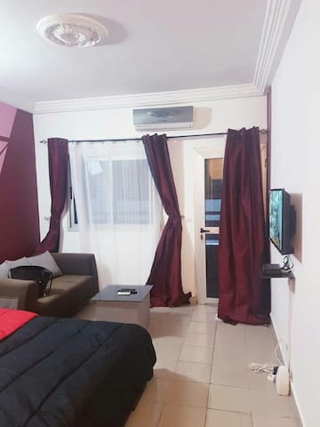 Studio meublé bienvenue