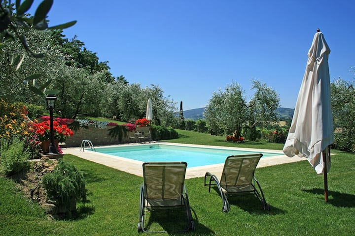 Cozy cottage located in the heart of the Chianti