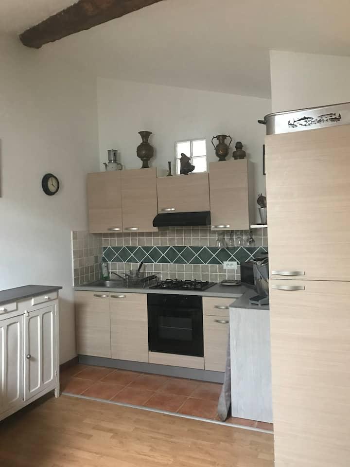 Appartement en plein centre de Vaison-la-Romaine