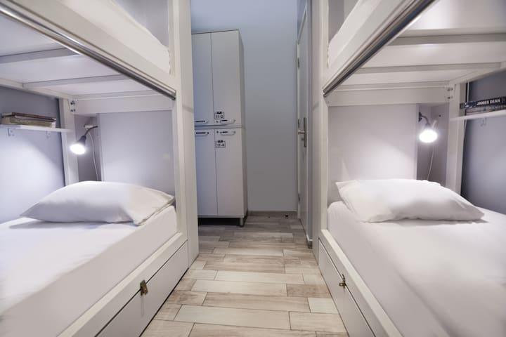 Stay Inn Taksim Hostel - 4 bed mixed dorm