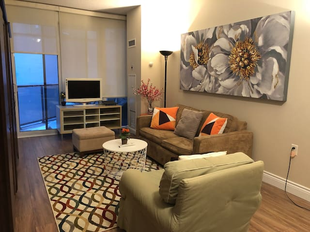 Spacious 3BR/2B in Superb location Toronto Centre