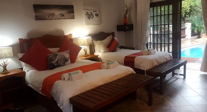 Boma's Self Catering Unit