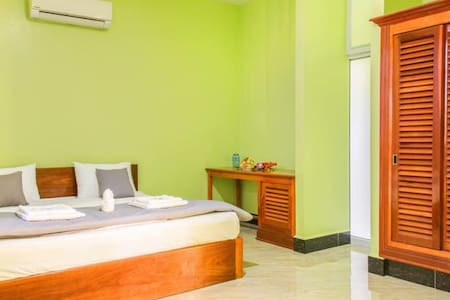 Double Room A/C - Blue Buddha Hotel - Altres