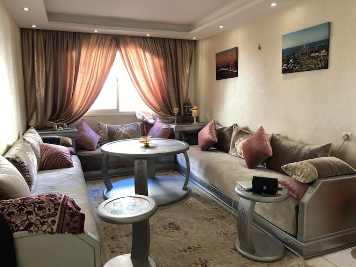 Beautiful apartment in Casablanca